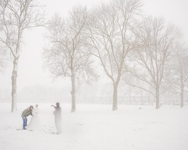 Snowman men