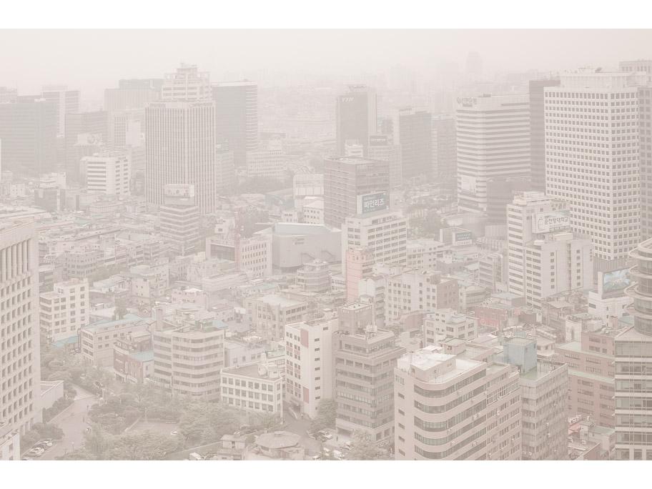 Korean Skyline