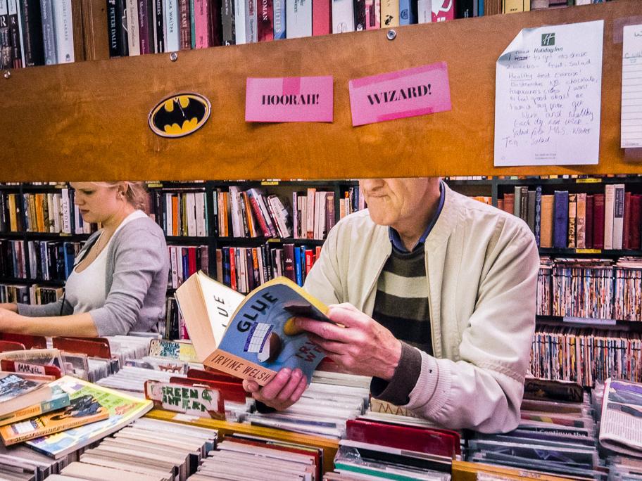 Bookshop Wizard