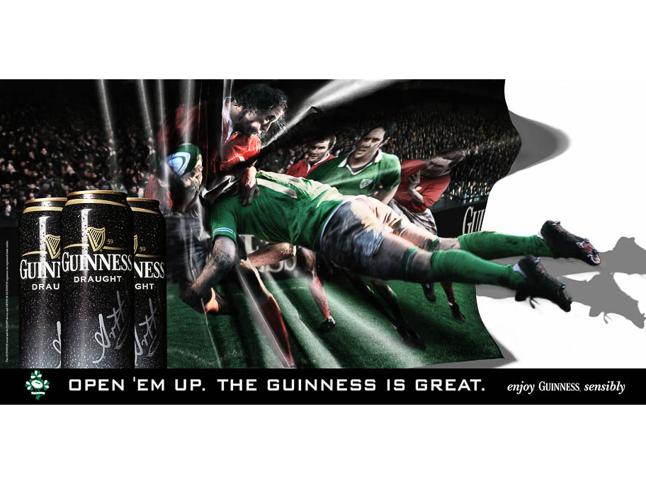 GUINNESS TACKLE
