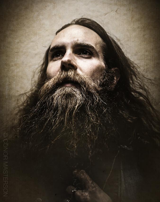 Josh T Pearson Portrait